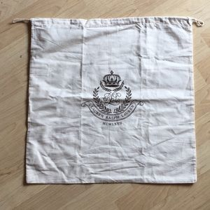 Ralph Lauren dust bag